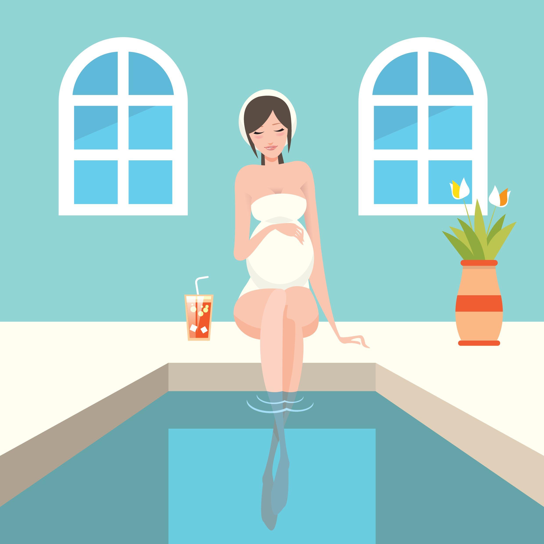 לידת מים: ללדת באופן טבעי